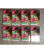 8x Clairol Herbal Color Me Vibrant 54 Amber Shimmer Light Pure Golden Br... - $85.99