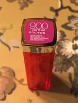 New Maybelline Color Sensational Vivids Lipcolor - #900 - Hot Plum - $9.85