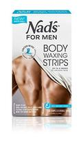 Nad's for Men Hair Removal Strips, 20 Count image 2