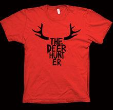 The Deer Hunter T-Shirt Robert De Niro, Christopher Walken, Hollywood Movie Film - $14.99+
