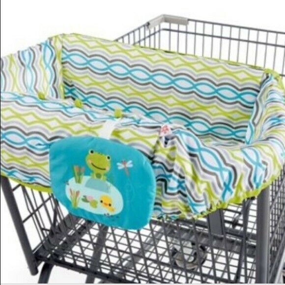 Primary image for Bright Stars Deluxe Cozy Cart Cover NWT | FROG Design | Protect against Germs