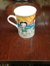 Betty Boop Aloha Betty Mug by Danbury Mint - $18.69