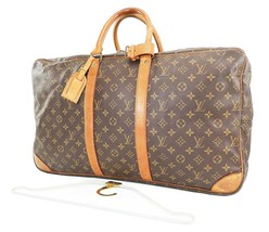 Auth LOUIS VUITTON Sac 48 Heures Monogram Travel Bag Suitcase Luggage #3... - $512.10