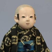 Ichimatsu Doll Antique Japan Meiji to Masatoshi 38 cm Hakure doll - $1,400.99