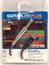Alesis - GUITAR LINK PLUS - Audio cable - 16.50 ft - 6.35mm Audio - USB - $39.55