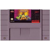 Rock n Roll Rennen (Super Nintendo Unterhaltungssystem, 1993) - $10.04