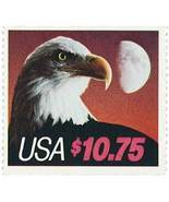 1985 $10.75 Express Mail, Eagle & Moon Scott 2122 Mint F/VF NH - $300,16 MXN