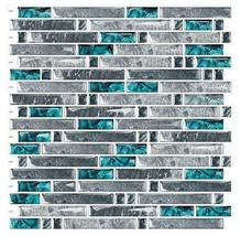 "(Ship from USA)Cocotik 12""x12"" Self Adhesive Peel Mosaic Wall Vinyl Backsplash S image 7"