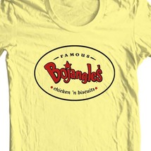 80 s fast food graphic tee 70 s 80 s yellow cotton tshirt for sale online store. yellow thumb200