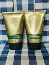 2x New Bath Body Works Aromatherapy Stress Relief Smoothing Foot Scrub 4... - £21.59 GBP