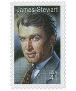 2007 41c James Stewart, Legends of Hollywood Scott 4197 Mint F/VF NH - €1,27 EUR