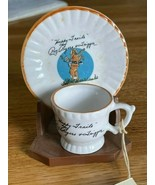 Roy Rogers and Trigger Cup and Saucer - $25.00