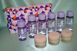 Lot (9 Pcs) Clinique - Take The Day Off Makeup Remover & Moisture Surge Hydrator - $29.30