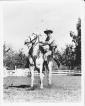 Lone Ranger and Silver Kick Up Mud 8x10 photo 1000007 - $9.99