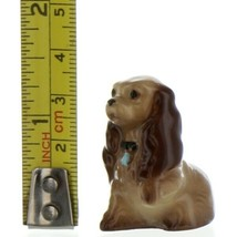 Hagen Renaker Miniature Dog Cocker Spaniel Mama Ceramic Figurine image 2
