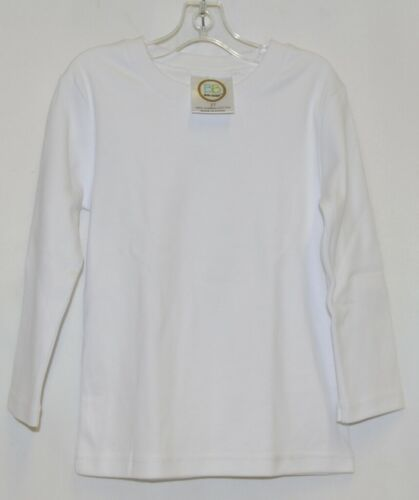 Blanks Boutique Boys White Long Sleeve Cotton Shirt Size 2T