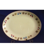 Franciscan China Larkspur Oval Serving Platter ... - $10.00