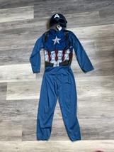 Captain America Kid's Costume Size Medium - $8.00