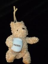 Disney Winnie the Pooh Classic Pooh Music Crib Toy Pooh Plush Doll Lulla... - $12.22