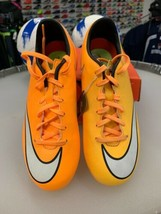 Nike Mercurial Victory V FG Size 4.5 Cleats free Socks And Free Shipping - $34.64