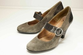 Sofft US Size 10 Brown Suede Pumps - $29.00