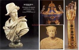 Sothebys European Sculpture & Works of Art London December 1995: Caskets... - $16.81