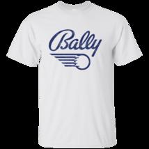 Bally Pinball - G200 Gildan Ultra Cotton T-Shirt, White - $378,82 MXN+