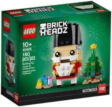 Lego Brickheadz 40353 Nutcracker Christmas Theme Building Blocks  BNIB - $32.47