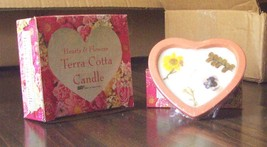 TERRA COTTA SCENTED CANDLE - $0.00