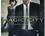 Magic City: The Complete Second Season 2 [3 Discs] DVD Set New