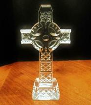Waterford Crystal Celtic Cross - $98.50