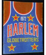 1972 Harlem Globetrotters -The Magicians of Basketball -Meadowlark Lemon - $10.75