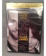 DVD Silver Linings Playbook Jennifer Lawrence 2012 Best Actress Academy ... - $9.75