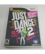 JUST DANCE 2 - NINTENDO WII - $5.94