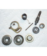 Singer 127 V.S. Thread Tension Assembly w/Spring Stop Plate & Screw Used... - $20.00