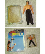 The Legend Of Bruce Lee Action Figure Lot Largo - $26.99