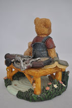 Beary Hill Bears - Boy With Bike - Classic Figurine image 6