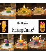 1 Rainbow + 1 Yellow  Amazing Lotus Flower Music Happy Birthday EXCITING... - $14.99