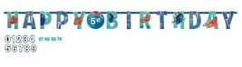 Finding Dory Jumbo Add an Age Banner Letter Number Birthday Party - $7.89