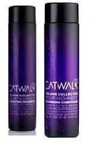 Catwalk By Tigi - Volume Collection Your Highness Set Of 2 - Elevating Shampoo 2 - $29.99
