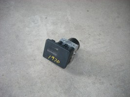 2013 CHEVROLET CRUZE ANTI LOCK BRAKE SYSTEM