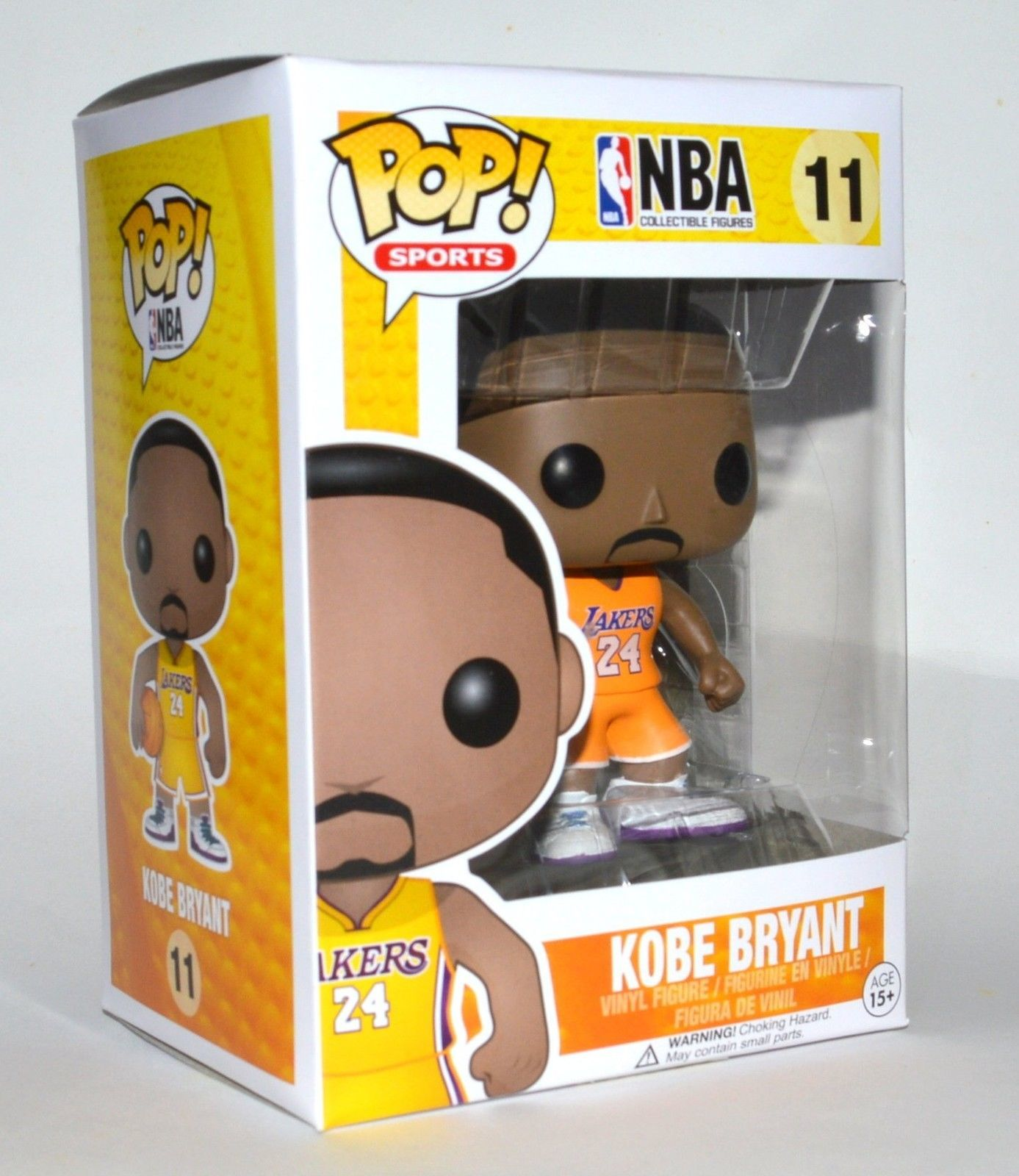 Funko Pop Sport NBA Lakers Kobe Bryant Vinyl Figure #11