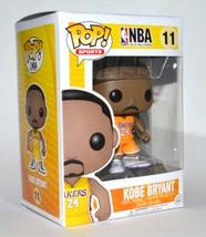 Funko Pop Sport NBA Lakers Kobe Bryant Vinyl Figure #11 - £39.93 GBP