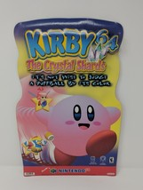 Kirby Nintendo 64 N64 Store Display Standee Promo Promotional Display Sign VTG - $494.99