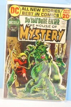 House Of Mystery #204 July 1972 Bronze Age Neal Adams Cover DC Comics G+ - $9.99