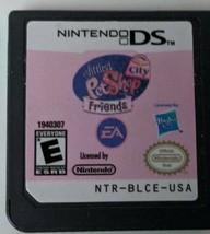 Littlest Pet Shop: City Friends (Nintendo DS, 2009) Tested Working - $4.95