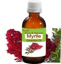 Bangota Myrtle Myrtus communis Pure Natural Essential Oil 100ml - $35.39