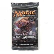 1 Darksteel Sealed Booster Pack MTG Magic The Gathering Sealed English 1... - $21.77