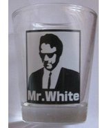 Reservoir Dogs Mr. White Shot Glass - $5.99