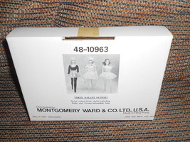 Montgomery Ward Ballet Dresses for Barbie - $20.00